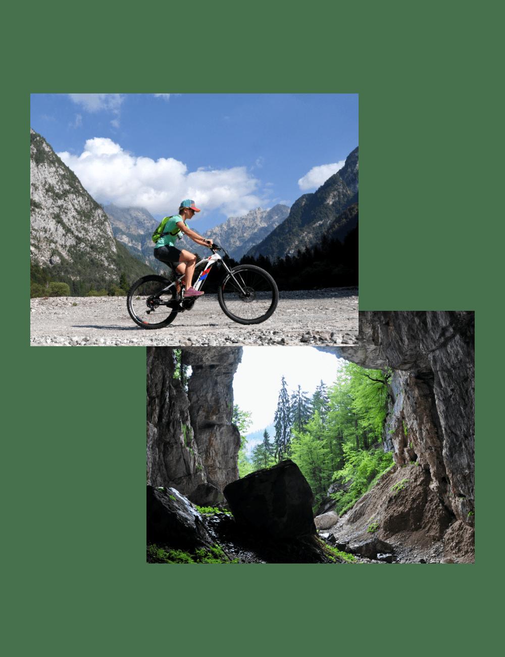 Claout muntain bike